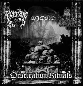 FREEZING BLOOD/WIDMO/THE SONS OF PERDITION (CD)