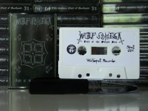 WOLF OMEGA - Cult of the Purple Sun (MC)
