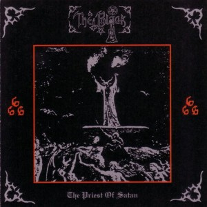 THE BLACK - The Priest Of Satan (CD)