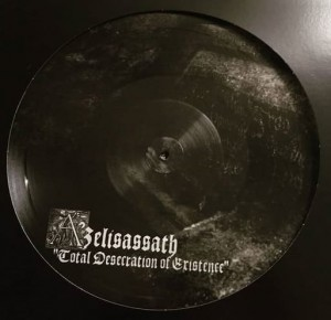 AZELISASSATH - Total Desecration of life (LP) (picture)