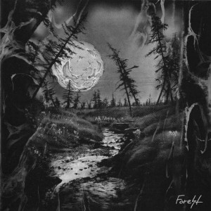 FOREST -  Forest (LP)