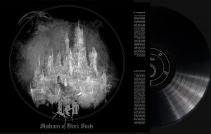 LĘK - Shadows of Black Souls (LP) (black)