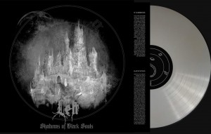 LĘK - Shadows of Black Souls (LP) (Nat/Transp)