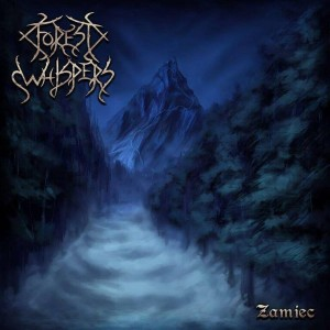 FOREST WHISPERS - Zamiec (CD)