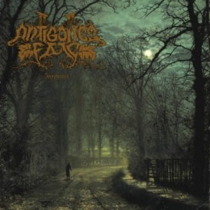 ANTIGONE'S FATE -Insomnia (CD)