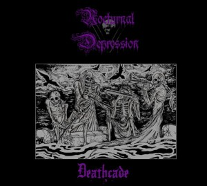 NOCTURNAL DEPRESSION - Deathcade (DigiCD)
