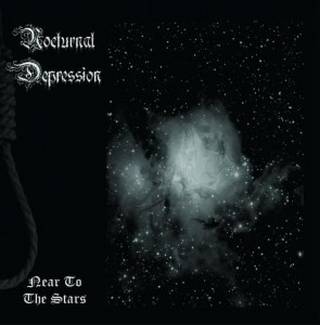 NOCTURNAL DEPRESSION - Near to the Stars (CD)