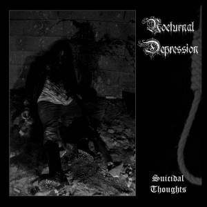 NOCTURNAL DEPRESSION - Suicidal Thoughts (CD)