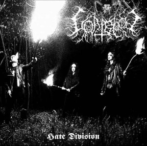 GOATBLOOD - Hate Division (CD)