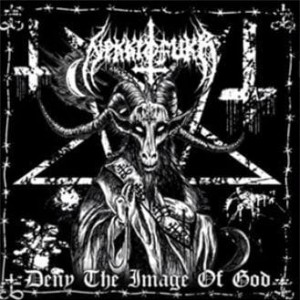 NEKKROFUKK - Deny the Image of God (CD)