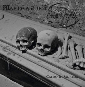 MARTWA AURA / ODOUR OF DEATH -  Credo In Mortem (CD)