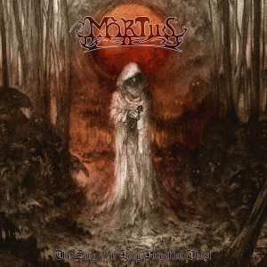 MORTIIS - The Song Of A Long Forgotten Ghost (LP)