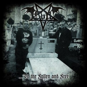 EVIL - To the Fallen and Free (CD)