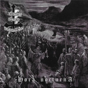 DARKENED NOCTURN SLAUGHTERCULT - Hora Nocturna (CD)