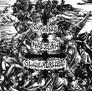 DARKENED NOCTURN SLAUGHTERCULT - Follow The Calls For Battle (CD)