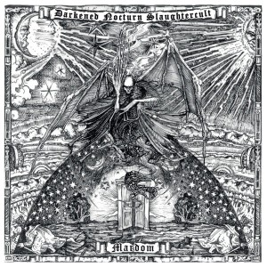 DARKENED NOCTURN SLAUGHTERCULT - Mardom (CD)
