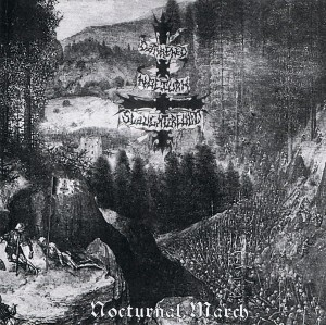DARKENED NOCTURN SLAUGHTERCULT - Nocturnal March (CD)