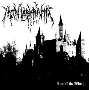MOON LABYRINTH - Lair of the Witch (CD)
