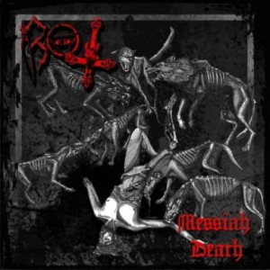 ROT - Messiah Death (CD)