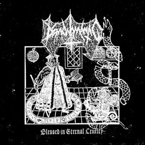 DEMONOMANTIC - Blessed In Eternal Cruelty (LP)