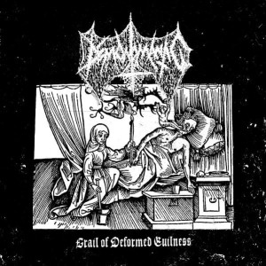 DEMONOMANTIC - Grail Of Deformed Evilness (LP)