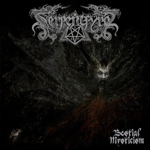 SERPENTFYRE - Bestial Mysticism (CD)