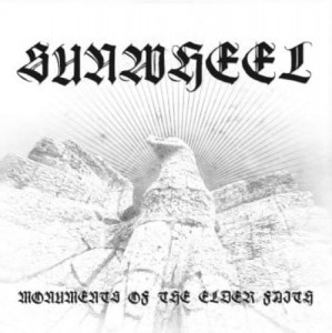 SUNWHEEL - Monuments of the Elder Faith (LP)