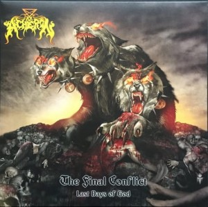 ACHERON - The Final Conflict: Last Days of God (LP)