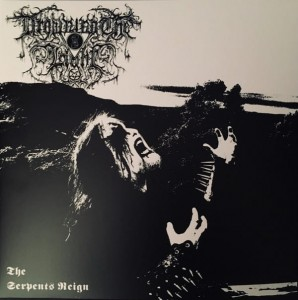 DROWNING THE LIGHT - The Serpents Reign (LP)