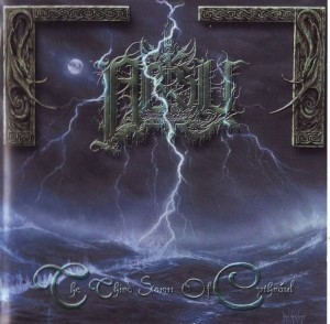 ABSU - The third storm of Cythraul (CD)
