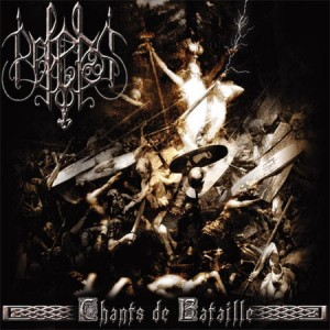 BELENOS - Chants de Bataille (CD)