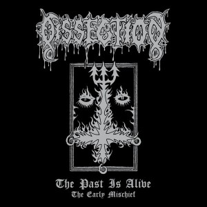 DISSECTION - The Past Is Alive (CD)