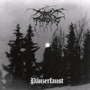 DARKTHRONE - Panzerfaust (CD)