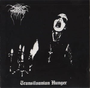 DARKTHRONE - Transilvanian Hunger (CD)