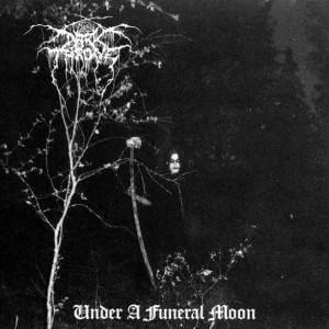 DARKTHRONE - Under A Funeral Moon (CD)