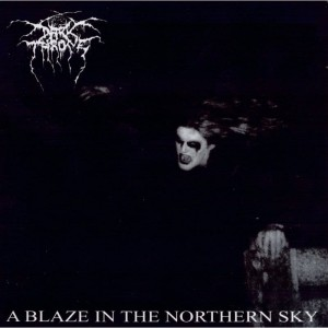 DARKTHRONE - A Blaze In The Northern Sky (CD)
