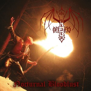 BLACK BEAST - Nocturnal Bloodlust (CD)