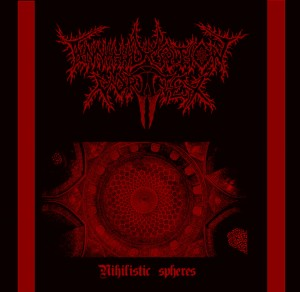 ANNIHILATION VORTEX - Nihilistic Spheres (CD)