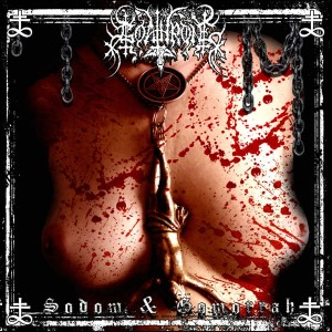 GOATHRONE - Sodom & Gomorrah (CD)