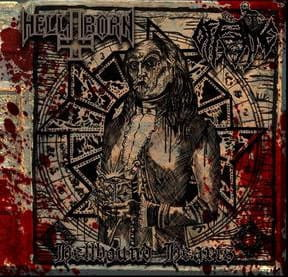 HELL-BORN  / OFFENCE - Hellbound Hearts (CD)