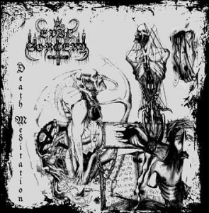 EVIL SORCERY - Death Meditation (CD)