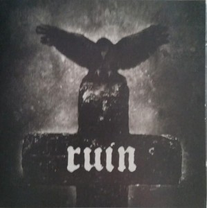 RUIN - The Raven King (CD)