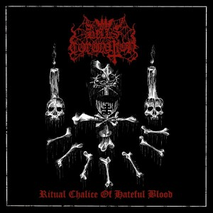 HELL'S CORONATION -  Ritual Chalice Of … (CD)