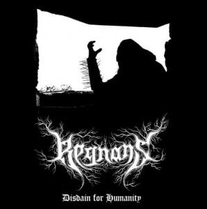 REGNANS - Disdain for Humanity (CD)