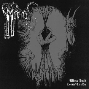 MARRAS - Where Light Comes To Die (CD)