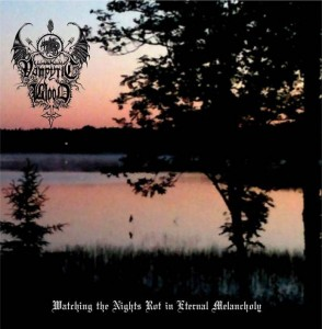 VAMPYRIC BLOOD - Watching the Nights Rot.. (CD)