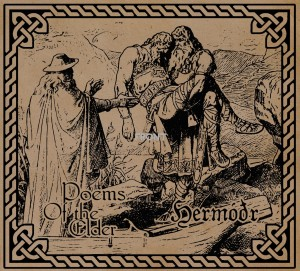 HERMÓÐR & POEMS OF THE ELDER - Midnight Sun (DigiCD)