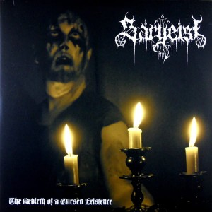 SARGEIST - The Rebirth Of A Cursed Existence (CD)