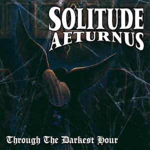 SOLITUDE AETURNUS ‎- Through The Darkest Hour (CD)