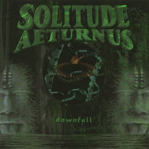 SOLITUDE AETURNUS ‎- Downfall (CD)